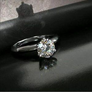 Fashion Jewelry Jewelry - 925 5CT White Sapphire!